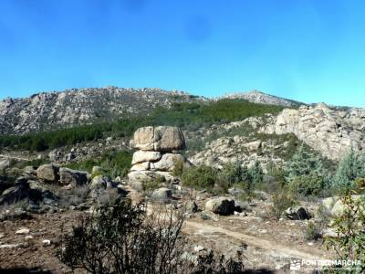 La Camorza-La Pedriza; senderismo para mayores de 60 viajes para amantes de la naturaleza renclusa